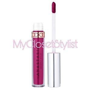 Anastasia Beverly Hills SUGAR PLUM Lipstick NIB os